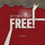 October Light - Free (CD)