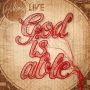 Hillsong LIVE - God Is Able (CD)